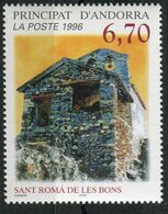 ANDORRE ( POSTE ) : Y&T N°  482  TIMBRE  NEUF  SANS  TRACE  DE  CHARNIERE , A  SAISIR .M 3 - Neufs