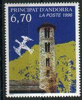 ANDORRE ( POSTE ) : Y&T N°  483  TIMBRE  NEUF  SANS  TRACE  DE  CHARNIERE , A  SAISIR .M 3 - Neufs