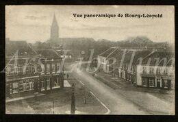 CPA / Postcard / Vue Panoramique / Centre Du Village Ou Ville / Photo Alex. Gotthold, Bourg-Leopold / 1912 / 2 Scans - Leopoldsburg