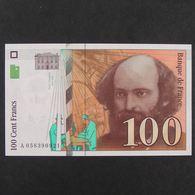 100 Francs Cézanne 1998, Pr.Neuf - 1992-2000 Ultima Gama