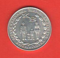 5 Rupie Indonesia 5 Rupiah 1974 Family Program - Indonesia