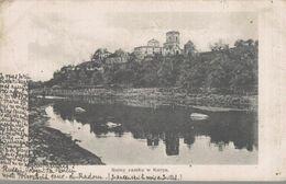 POLOGNE  RUINY ZAMKU W KORCU - Poland