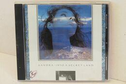 """CD """"Sandra"""" Into A Secret Land - Disco, Pop"""