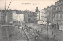 83-SAINT TROPEZ-N°2242-H/0091 - Saint-Tropez