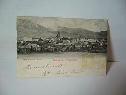 SULMONA SULMONE ITALIA ITALIE ABRUZZO L'AQUILA PANORAMA CPA 1905 1313 ALTEROCCA TERNI - L'Aquila