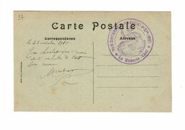 TOURS (37) - Train Sanitaire S.P. 5 Bis Midi - War 1914-18