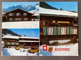 Zweisimmen Ferienlager Markthalle - BE Bern