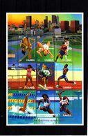 Olympics 1996 - Soccer - GAMBIA - Sheet MNH - Ete 1996: Atlanta