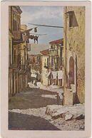 Sizilien - Strasse In Monreale /P239/ - Autres Villes