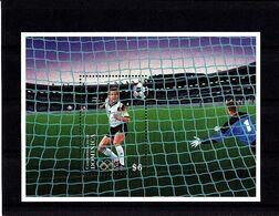 Olympics 1996 - Soccer - DOMINICA - S/S MNH - Ete 1996: Atlanta