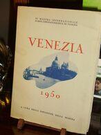 VENEZIA 1950 XI Mostra D'arte Cinematografica Di Venezia   G.PONTI - Kino