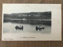 CHAON Et Le Lac De St Point - France