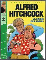 """Bibliothèque Verte - Alfred Hitchcock - Série Des Trois Jeunes Détectives - """"La Saisie Des Sosies"""" - 1987 - Books, Magazines, Comics"""