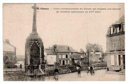 Le Chesne Croix Commemorative - Le Chesne