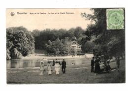 BRUXELLES - Bois De La Cambre - Lac Et Châlet Robinson - 1911 - Nels - Parks, Gärten