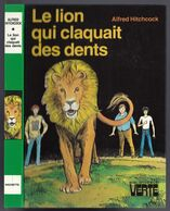 """Bibliothèque Verte - Alfred Hitchcock - Série Des Trois Jeunes Détectives - """"Le Lion Qui Claquait Des Dents"""" - 1980 - Books, Magazines, Comics"""