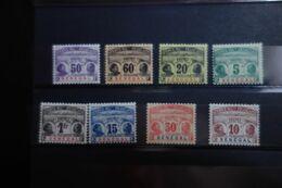 SENEGAL N°28* MHsérie Taxe N°4/11* MH TB - Unused Stamps