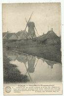 Vieux Moulin à Vent De Dixmude (Belgique)  Reuzemeulintje - Diksmuide
