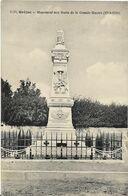 ~  JP  ~  17   ~   GREZAC   ~    Monument Aux Mortsde La Grande Guerre 1914    ~    1918 - Francia