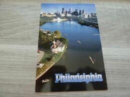 THE SCHUYLKILL RIVER - PHILADELPHIA - PA - - Philadelphia