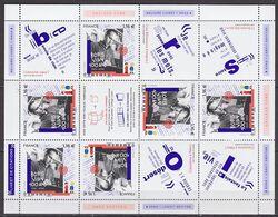 Bloc Feuillet Neuf ** N° F5406(Yvert) France 2020 - Boris Vian 100 Ans - Nuovi