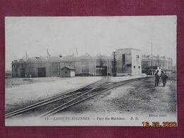 CPA - Laroche-Migennes - Parc Des Machines - Migennes