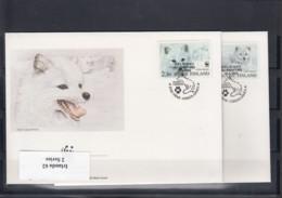 WWF Issue Michel Cat.No. Finland 1202/1205 FDC - FDC