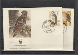 WWF Issue Michel Cat.No. Malta 864/867 FDC - FDC