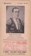 Portugal  -Tauromaquia - Lisboa 1842 - Historische Documenten