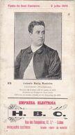 Portugal  -Tauromaquia - Lisboa  1851 - Historische Documenten