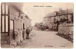 BRESTOT (Eure) - Le Centre - Poste : Recette Auxiliaire - Sonstige Gemeinden