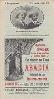 Portugal  -Tauromaquia - Lisboa  1917 - Historische Documenten