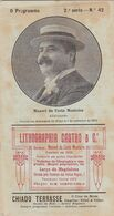Portugal  -Tauromaquia - Almargem  Do Bispo 1863 - Historische Documenten