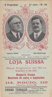 Portugal  -Tauromaquia - Lisboa  1858  E 1876 - Historische Documenten