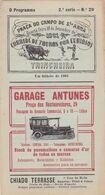 Portugal  -Tauromaquia - Lisboa  Um Bilhete 1861 - Historische Documenten