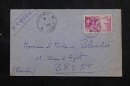 LAOS - Enveloppe De  Paksé Pour La France En 1960 - L 69384 - Laos