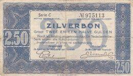 Banknote Der Niederlande, 2,50 Gulden - [2] 1815-… : Regno Dei Paesi Bassi
