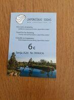Lithuania Japanese Garden Ticket - Tickets - Vouchers