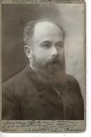 PHOTO Homme Politique Ministre 1913/1934 Henri Chéron ( à Confirmer) -COLLECTION HENRI MANUEL - Paris - Anonymous Persons