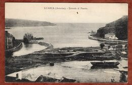 Luarca, Entrada Al Puerto (96948) - Asturias (Oviedo)