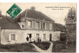 NEAUFLES-SAINT-MARTIN (Eure) - Bureau De Poste - Francia