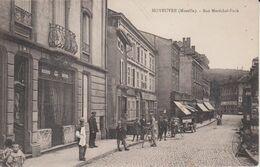 57  MOYEUVRE-GRANDE  ...Rue Marechal FOCH - France
