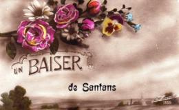 39 - Jura - Un Baiser De SANTANS - Frankreich