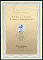 BRD - 1992 ETB 21/1992 # - Mi 1614 - 450Pf            Frauen XIV,  Hedwig Courths-Maler - FDC: Panes