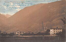 Martigny-ville Et Le Col De Forclaz - VS Valais