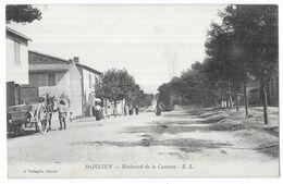Marseille Saint Julien Boulevard De La Comtesse - Saint Barnabé, Saint Julien, Montolivet