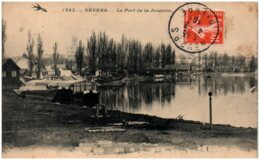 58 NEVERS - Le Port De La Jonction - Nevers