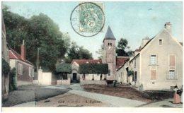 91 GIF - L'église - Gif Sur Yvette