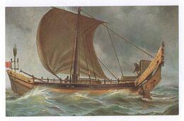 Chr. Rave No. 58 Zeilschip Van Achter-Indie 18e Eeuw. - Zeilboten