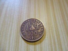 Nouvelle-Calédonie - 100 Francs 1976 .N°296. - New Caledonia